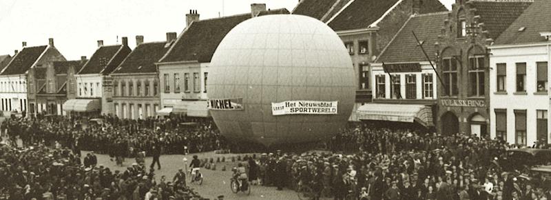 Ballonfeest 1939.